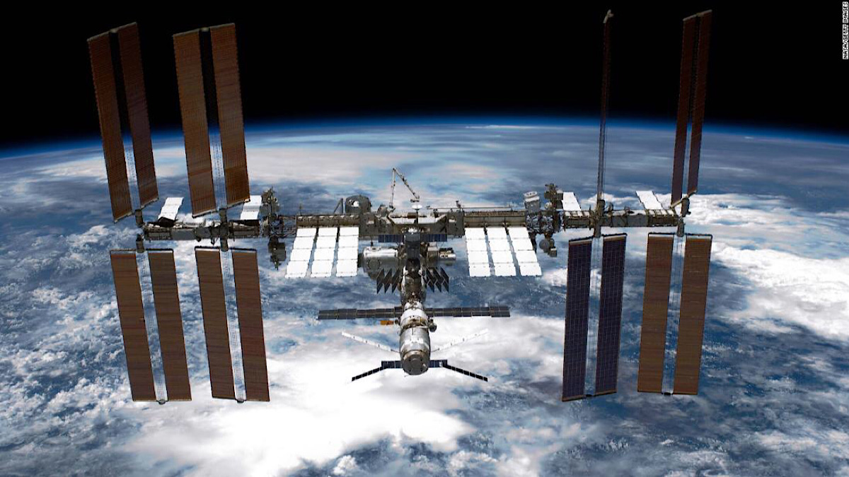 NASA CONSIDERING REALITY TV SHOW FILMED ON SPACE STATION