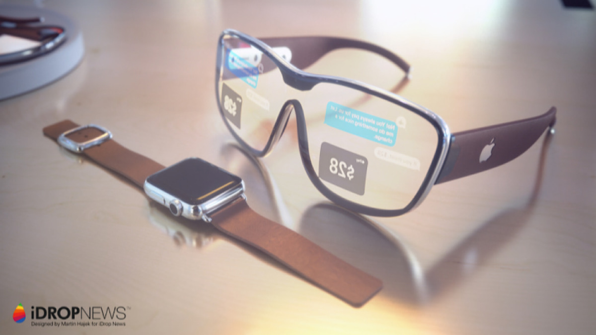 Apple Glasses could turn any surface into a touch screen thanks to augmented reality