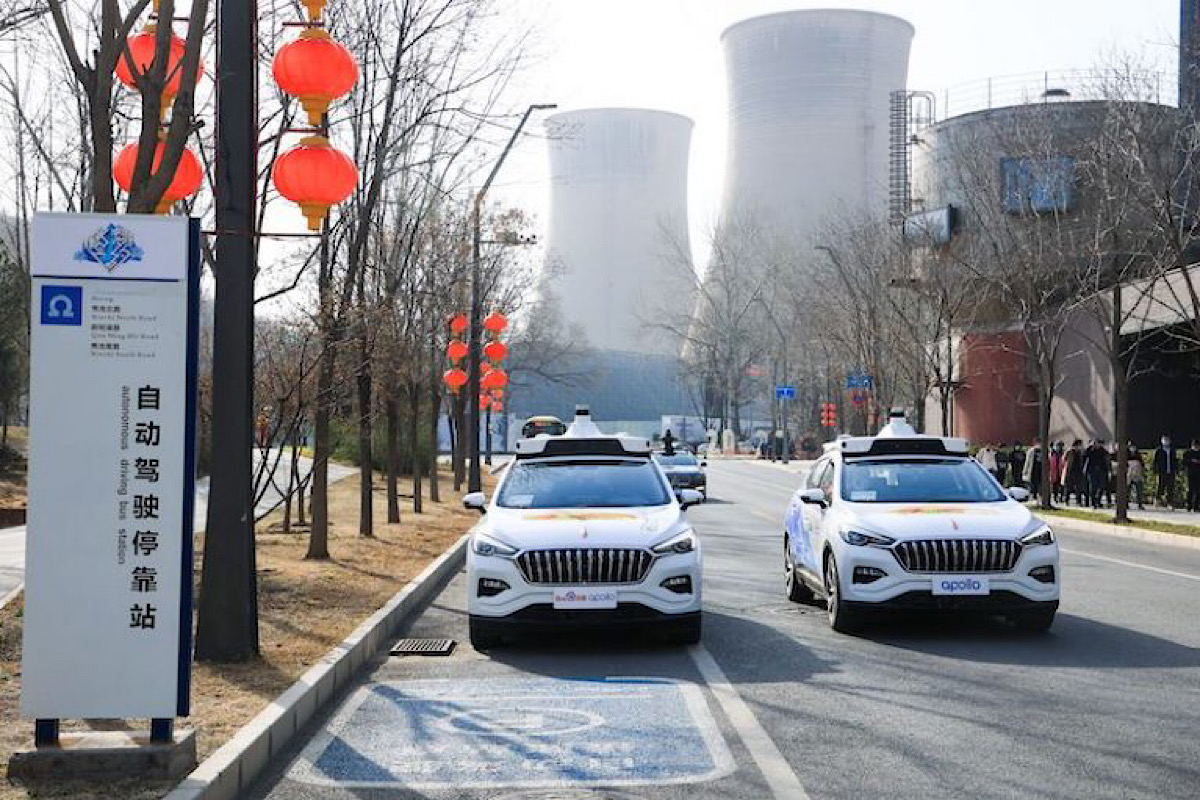 Baidu Apollo to launch fully driverless ride-hailing services in Beijing