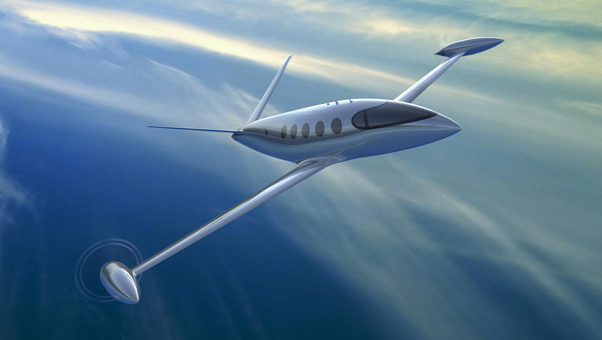 World's First Electric Luxury Commuter Plane Alice Aims to Reinvent Air Mobility