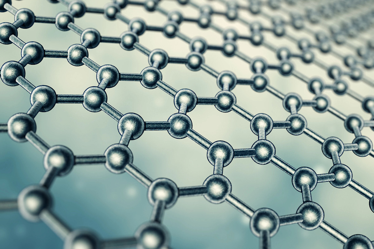 New method converts carbon into graphene or diamond in a flash