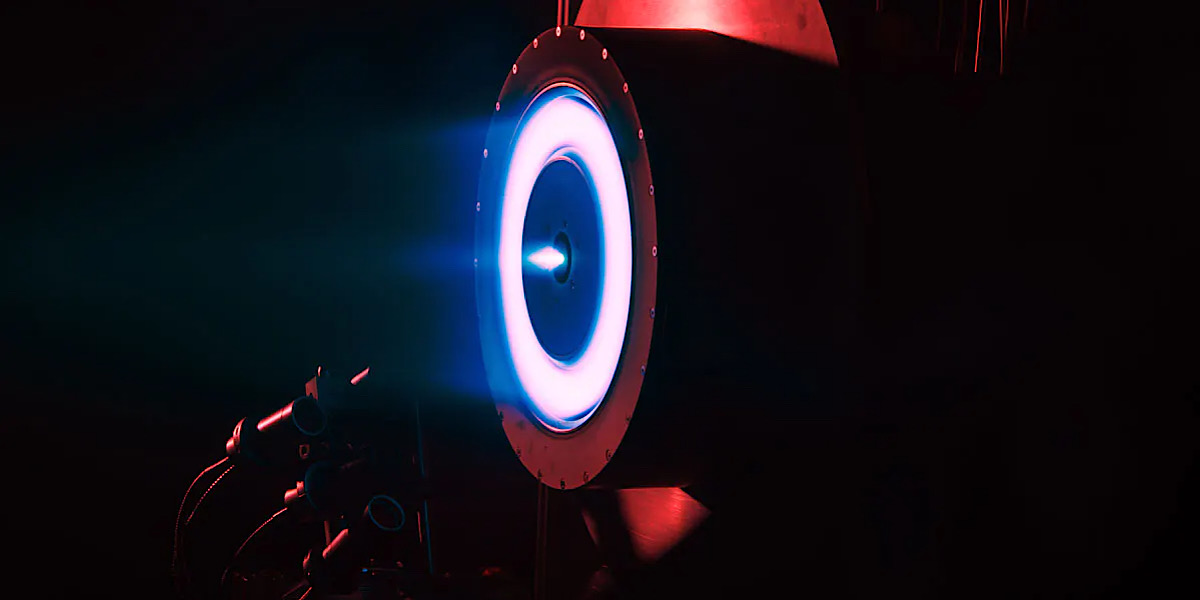 China's New Space Station Is Powered by Ion Thrusters