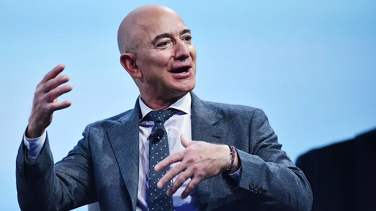 Jeff Bezos is going to space this summer