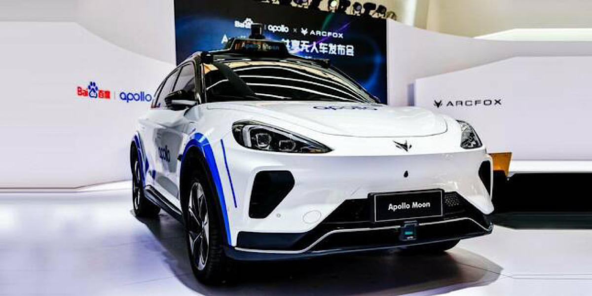 Chinese web giant Baidu unveils Level 4 robo-taxi that costs $75k to make