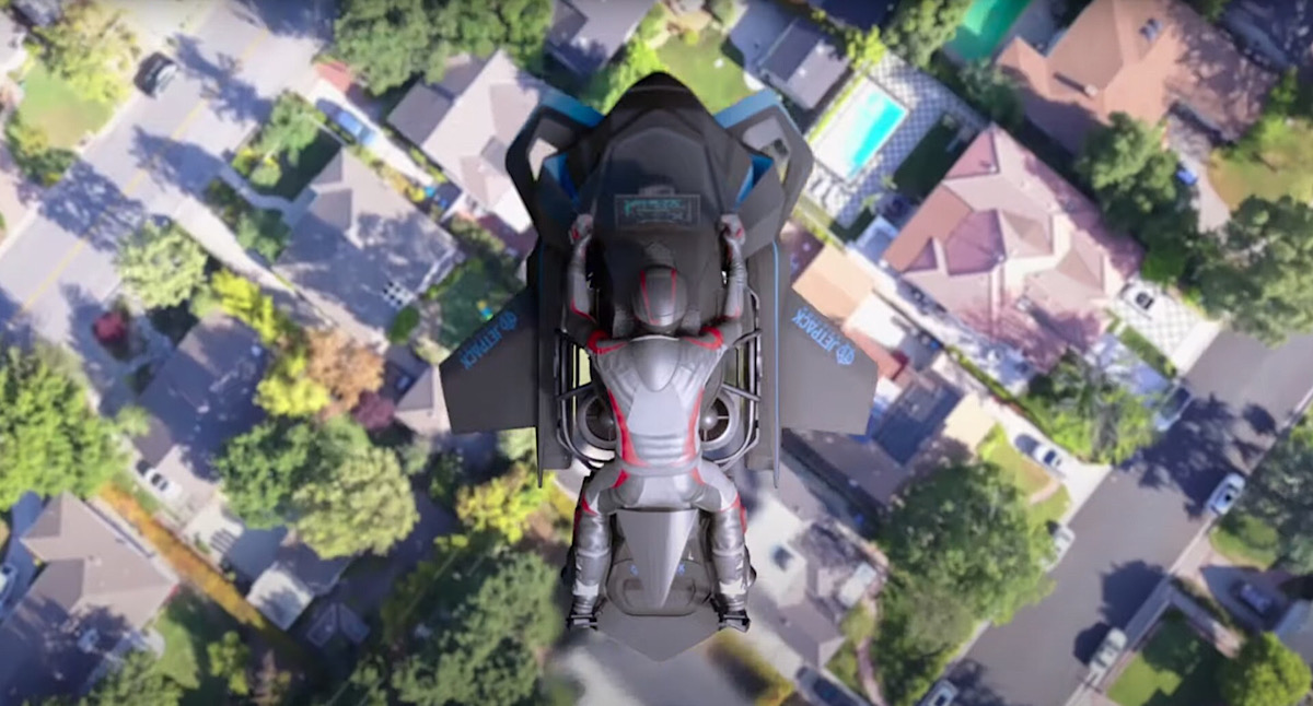 World's First Flying Motorcycle Is Getting one Test Closer To Becoming a Reality