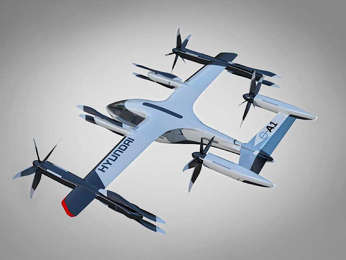 All roads lead to flying cars by 2030