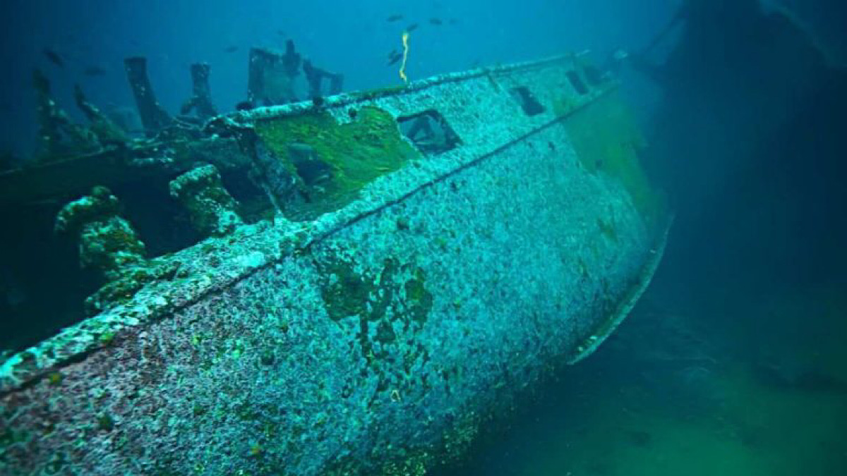 New Artificial Intelligence Technology Can Spot Shipwrecks From Ocean Surface And Air