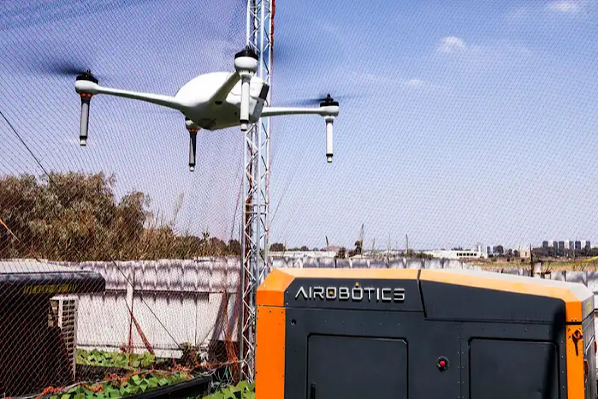 Dubai police will use citywide network of drones to respond to crime