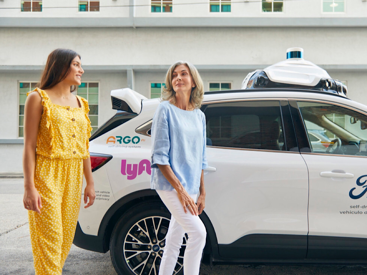 Lyft travels to the future with new self-driving cars coming to Austin