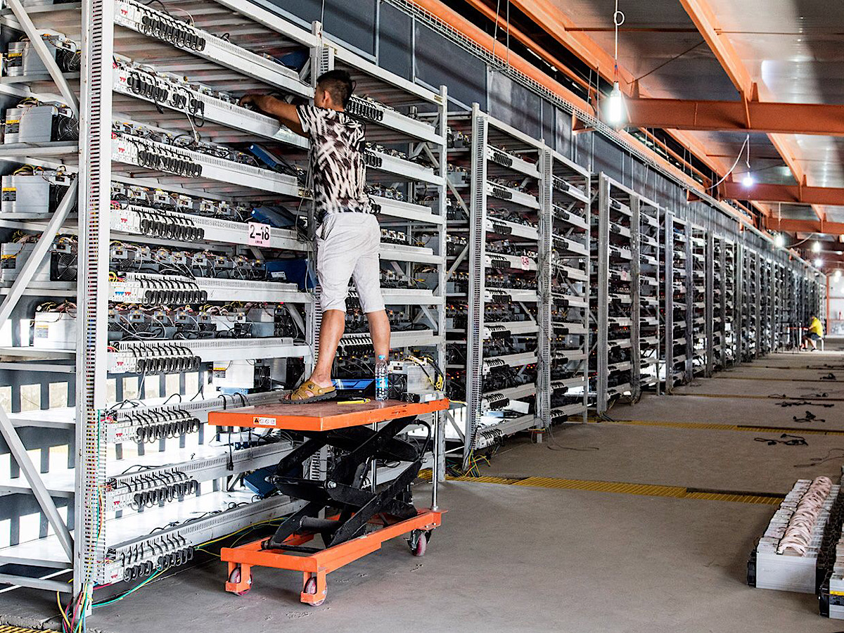 Bitcoin mining is suddenly one of the most profitable businesses on the planet