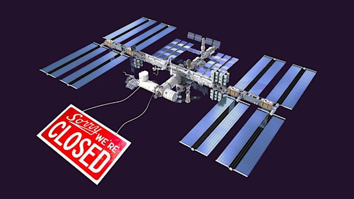 What comes next after the International Space Station ends