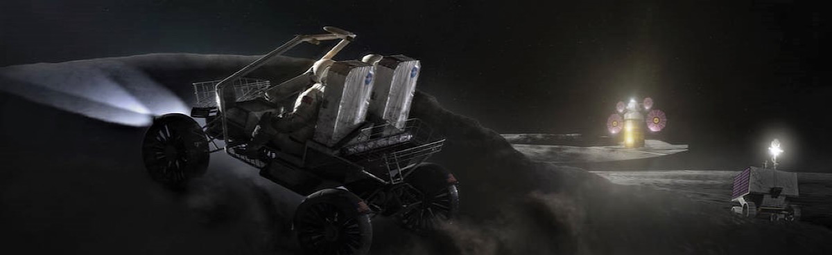 NASA Is Looking for the Next-Gen Lunar Vehicle, Won't Be Your Grandpa's Moon Buggy