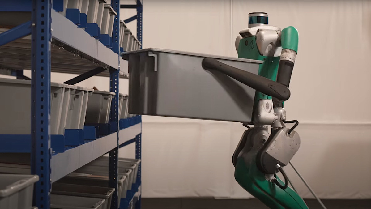 Headless, Two-Legged Robot Digit Is Now Ready to Take Over Your Duties