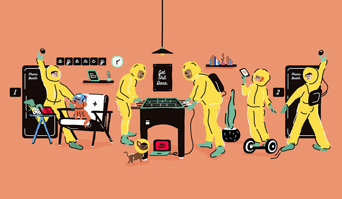 Companies are coworking in the metaverse to stave off Zoom burnout and spark new types of collaboration
