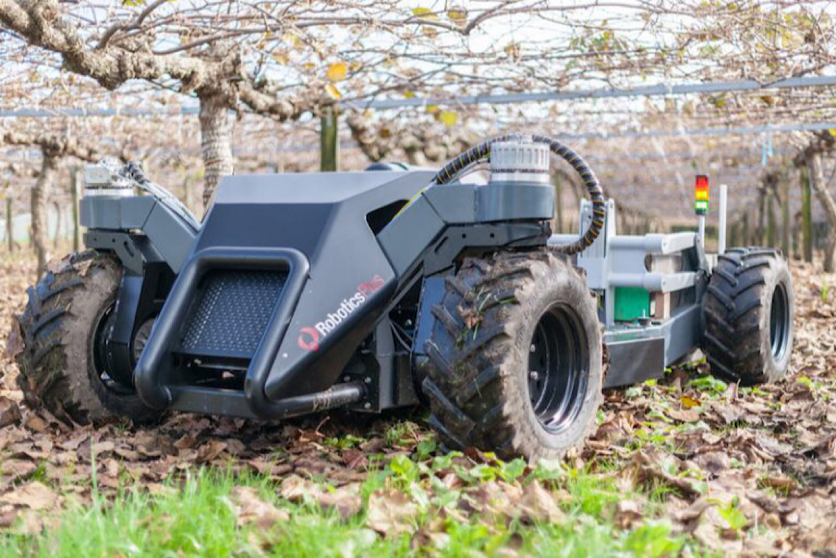 Picking the way to a better asparagus future with robotic harvesting