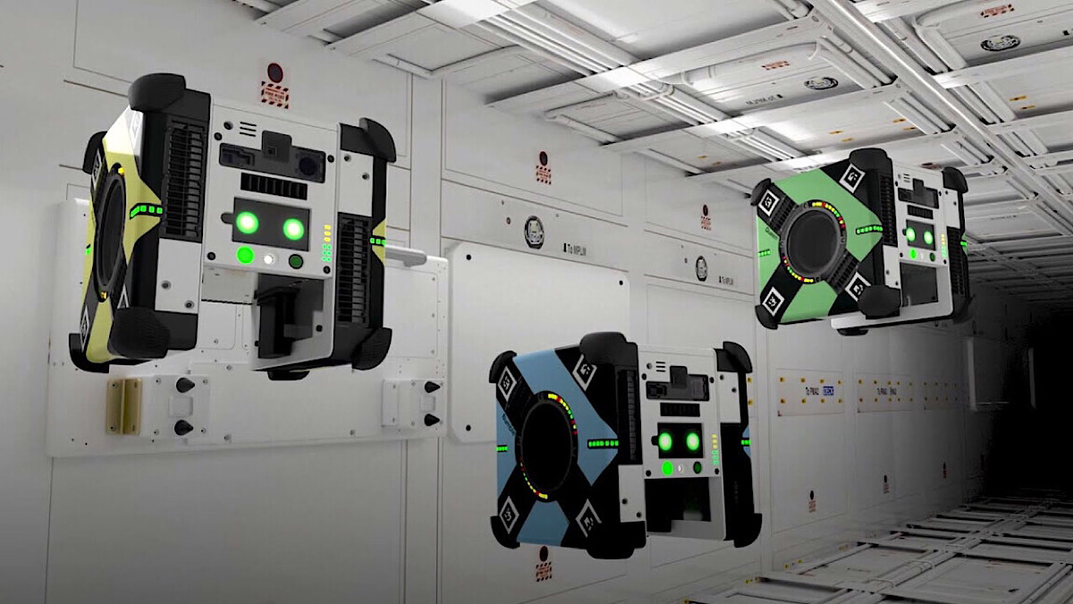 Inside NASA's vision to control space stations with autonomous robots