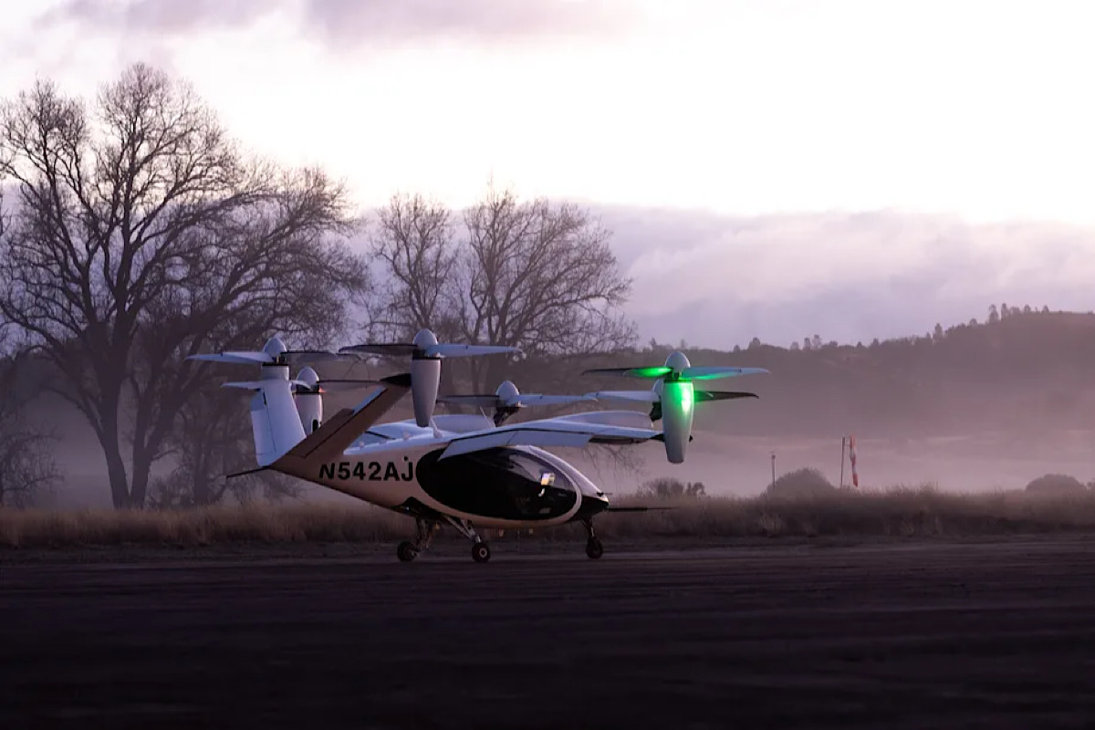 NASA is testing electric air taxis with Joby Aviation