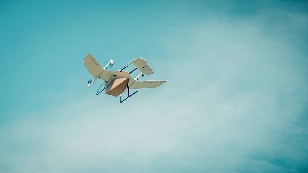 Healthcare Logistics Turns Futuristic with Drone Blood Delivery
