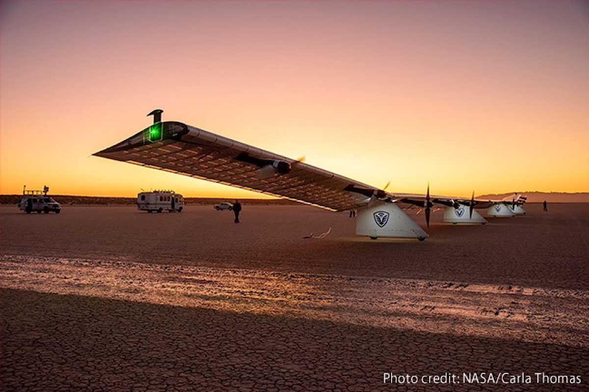 Solar-Powered Unmanned Aircraft Closer to Revolutionizing Telecommunication