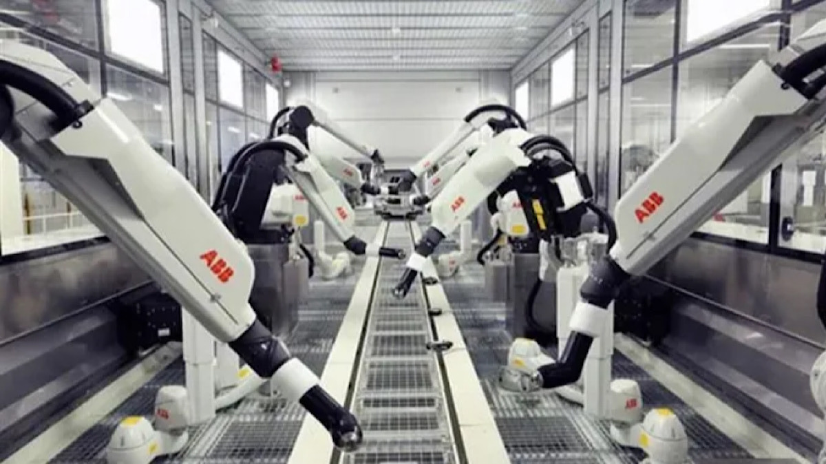 Robot Factory Making Robots in Shanghai to Start Production in 2022