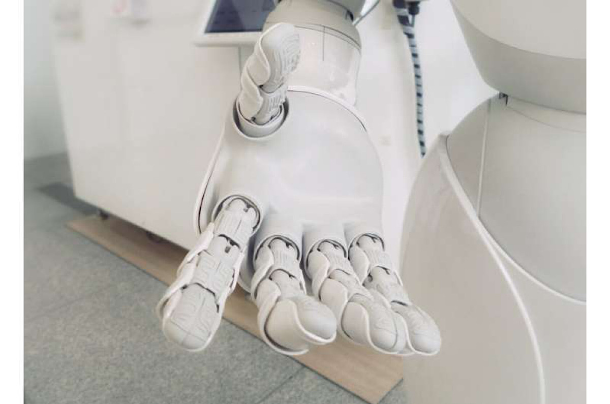 Remote assessment of health by robots from anywhere in the world