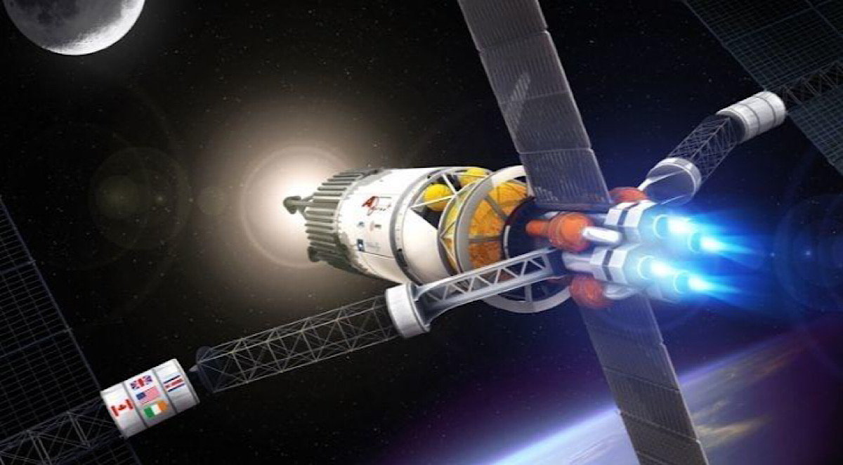 Humans Could Reach Mars In One Month In This 200,000 Kmph Nuclear Rocket
