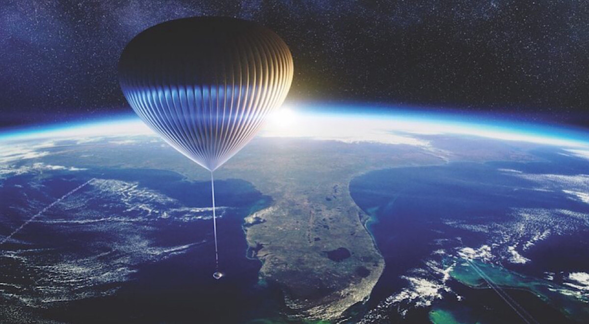 Space Perspective raises $40 million for stratospheric ballooning system