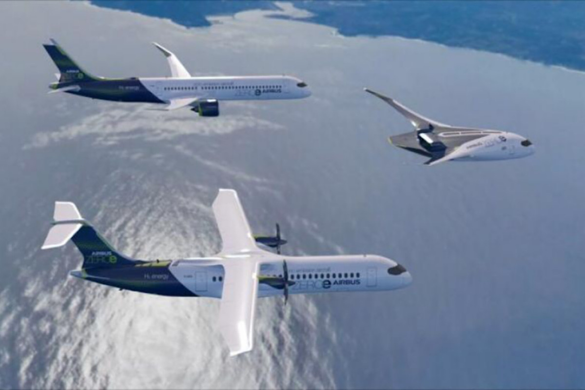 Airbus gears up for hydrogen jet as fuel of future edges closer to reality