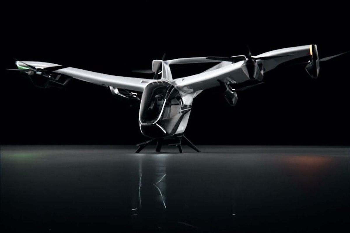 Airbus Jumps Into Electric Air Taxi Race