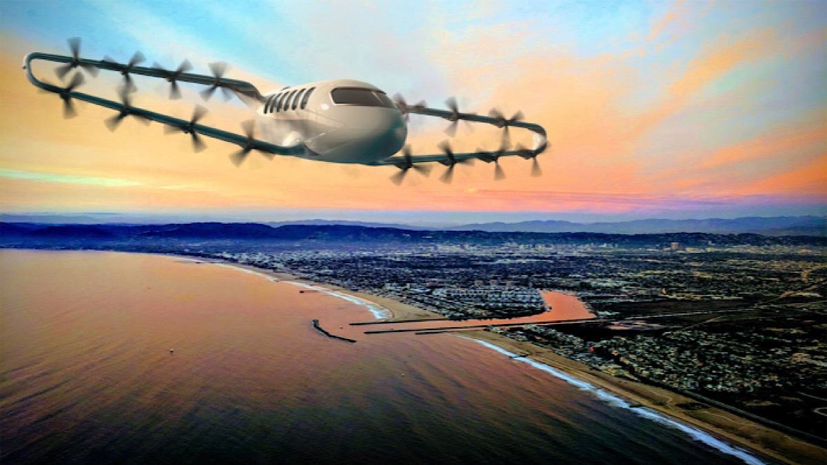 Craft Aerospace's novel take on VTOL aircraft could upend local air travel – TechCrunch