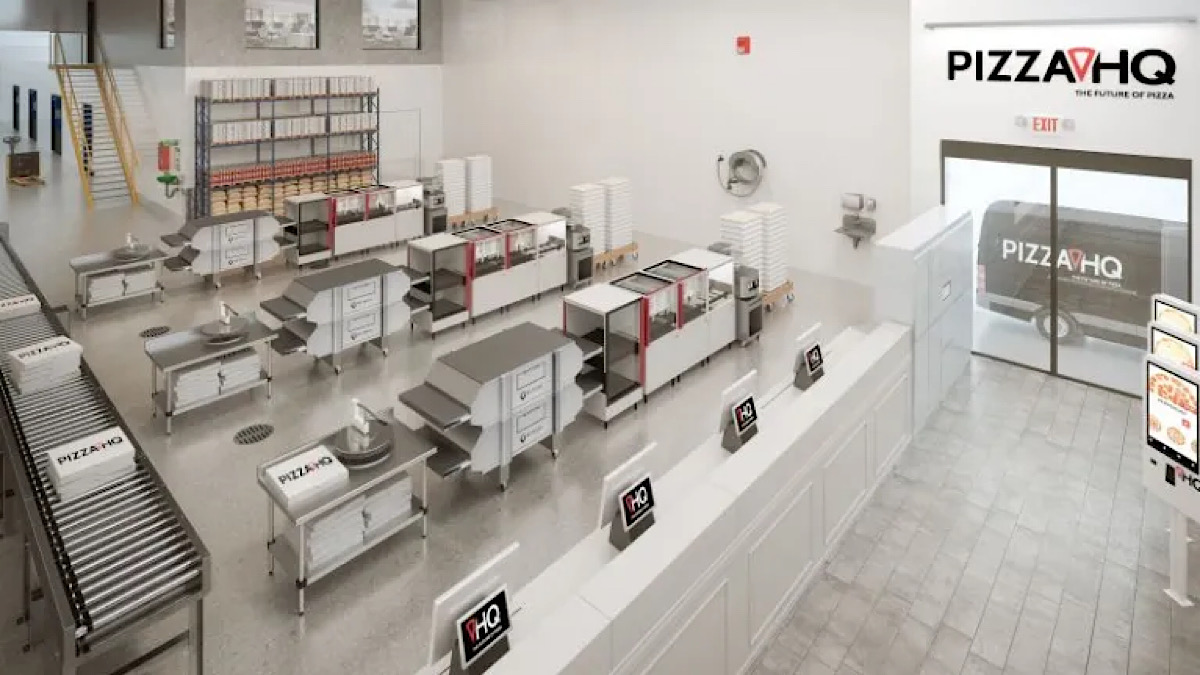 PizzaHQ's Founders Are Building a Robot-Powered Pizza Chain of the Future